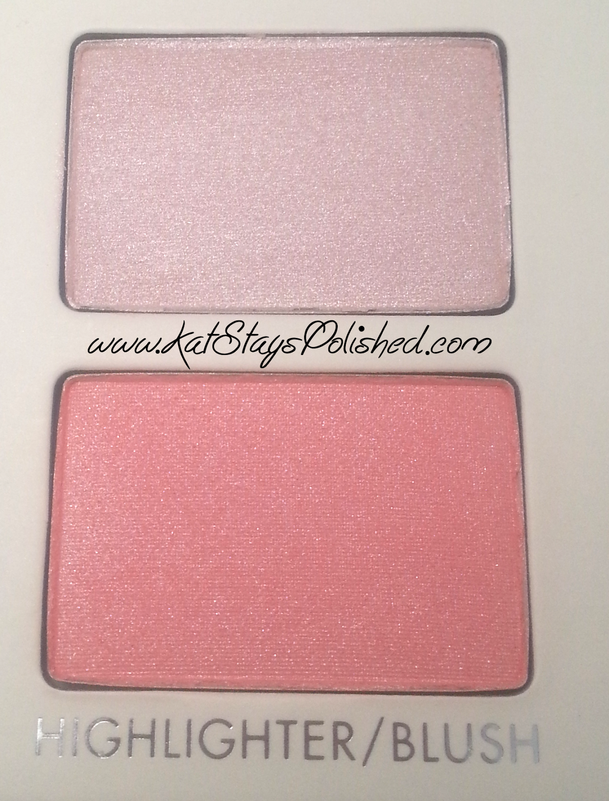 Lorac Mint Edition Palette - Highlighter and Blush