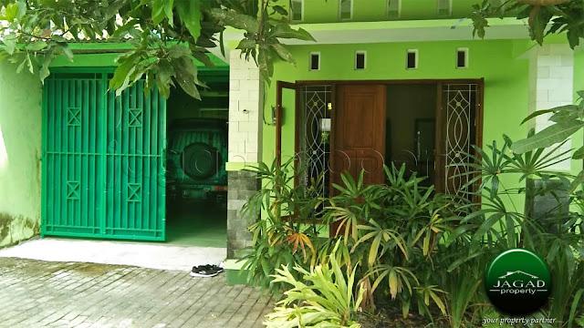 Rumah dekat RS Paru Respira Bantul