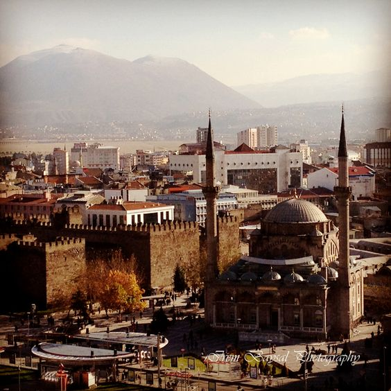 Kayseri, modern day Turkey (Caesarea)