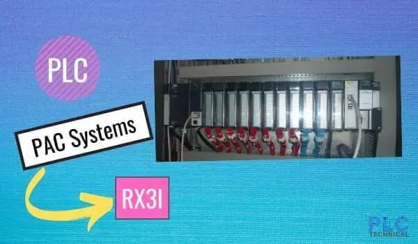 PLC PAC Systems RX3I