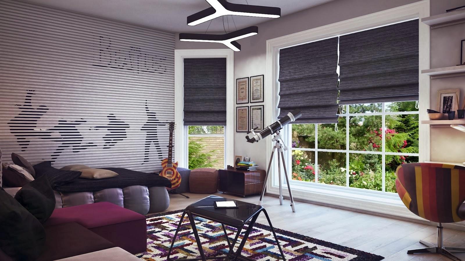terrific boys bedroom | Terrific Young Teenager's Rooms | Teen Room Designs