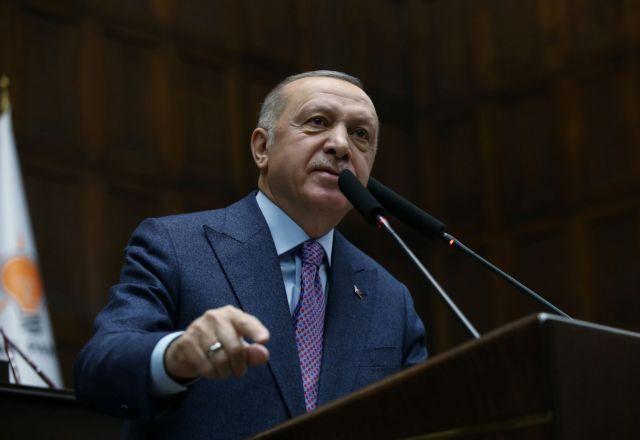 Ο Ερντογάν έτοιμος για νέα εισβολή στη Συρία