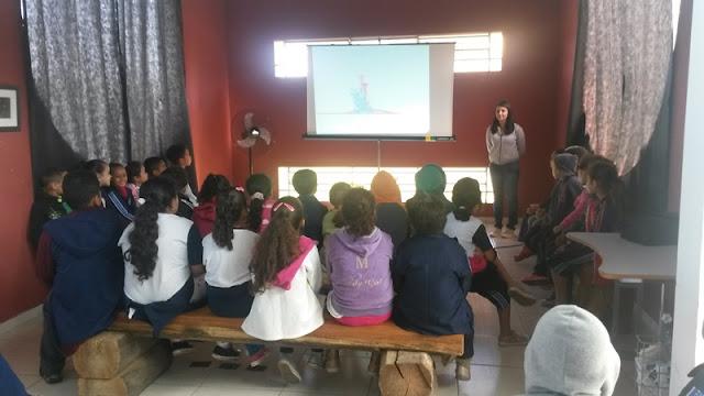 Exposição Perceptiva das Águas atrai mais de 1.700 visitantes à Biblioteca Municipal de Registro-SP