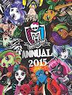 Monster High Monster High Annual 2015 Book Item