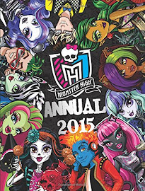 MH Monster High Annual 2015 Media