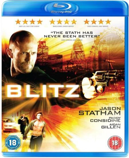 Blitz 2011 Dual Audio Hindi-Eng BluRay 480p x264 AAC ESub 300MB Download