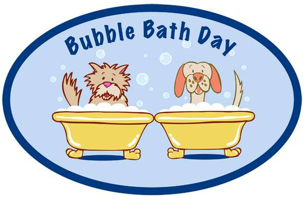 National Bubble Bath Day Wishes Images
