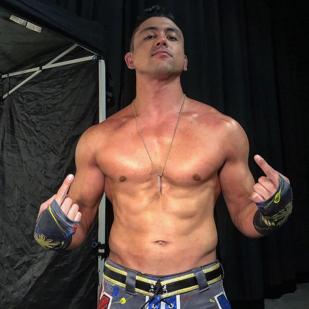 TJ Perkins - Very Talented Technical Wrestler