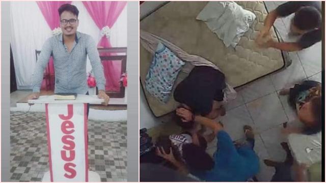 Selesai Berdoa, Pendeta di Brasil Perrkosa Wanita yang Sedang Tidur, Berakhir Babak Belur