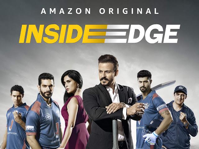 Inside Edge hindi web series