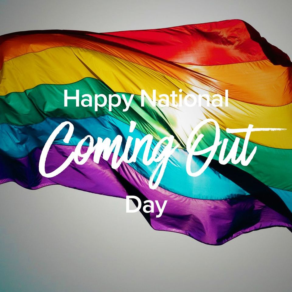 National Coming Out Day Wishes Photos