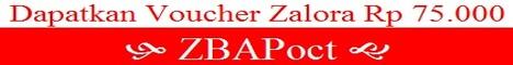 Banner Zalora