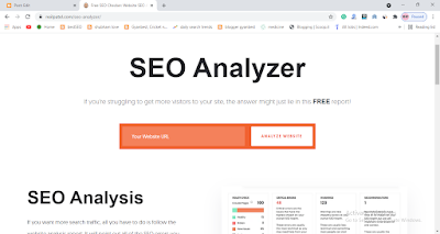 best too for SEO audit