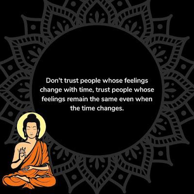 buddha quote on trust