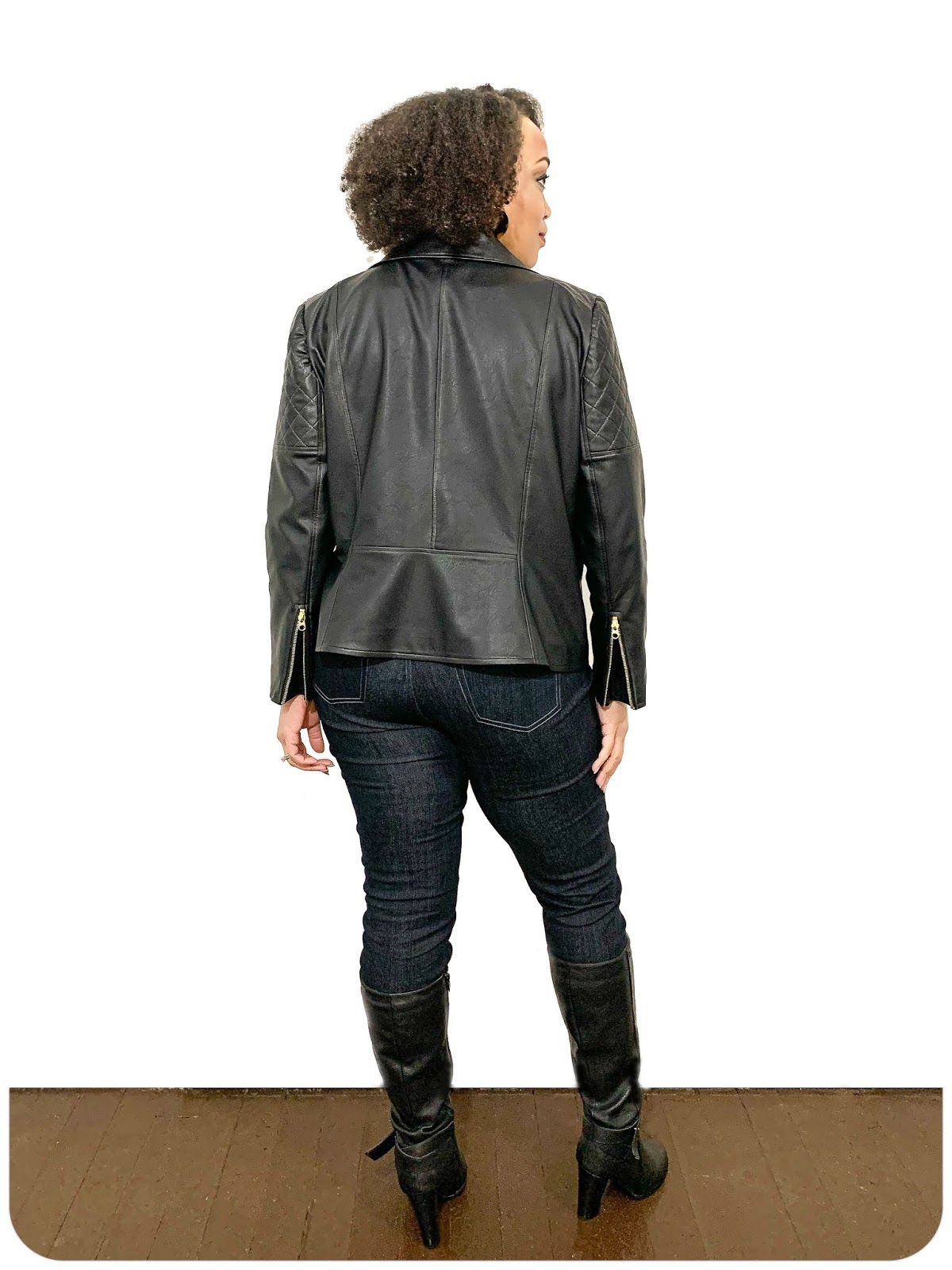 Learn to Sew a Moto Jacket -- A Step-by-Step Video Tutorial -- Erica Bunker DIY Style!
