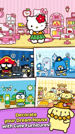 DownloadHello Kitty Friends – Tap & Pop, Adorable Puzzles Mod Apk