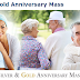 Silver and Gold Anniversary Mass