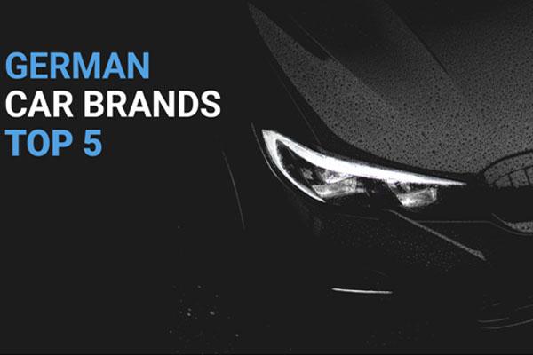 German Car Brands: Top 5