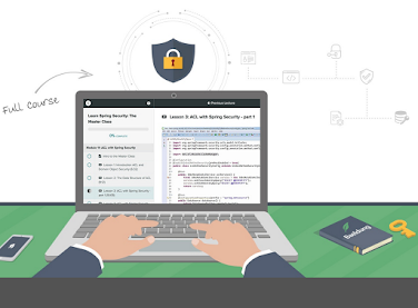 best course to learn Spring Security for Java programmers