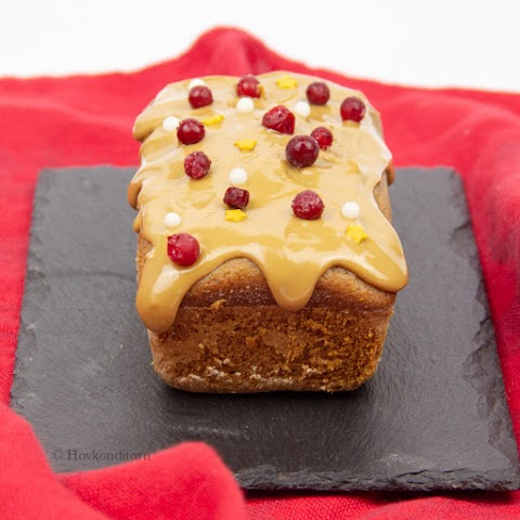Gingerbread Butternut Squash Cake