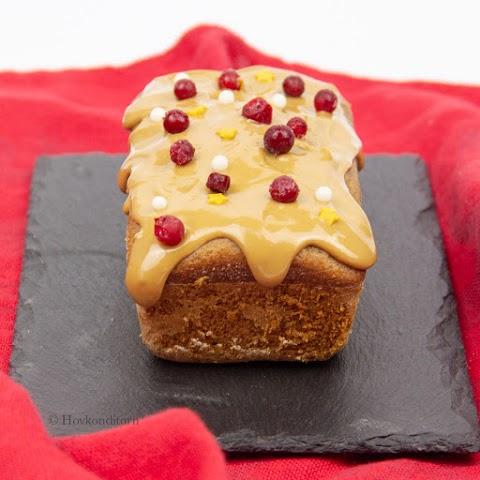 Gingerbread Butternut Squash Cake