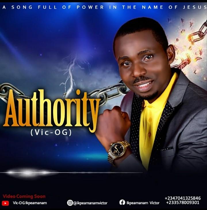 Music : VIC-OG - authority