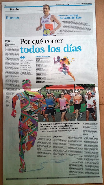 Seccion de Running