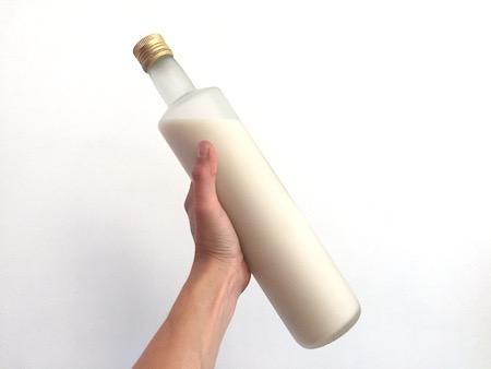 recette de lait d'amande maison, DIY