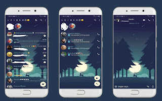 Reindeer Theme For YOWhatsApp & Fouad WhatsApp By Leidiane
