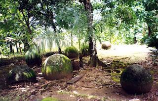 Photo de boules du Costa Rica