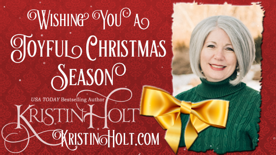 Kristin Holt | Wishing You a Joyful Christmas Season from Kristin Holt