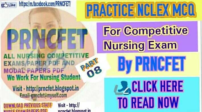 jipmer staff nurse exam model question paper pdf