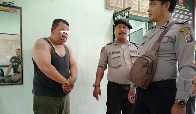 Tentara Gadungan Berpangkat Sertu Diamankan Personel Kodim 0201/BS
