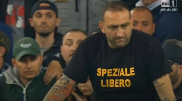 Νάπολι: Ένας από τους χειρότερους οπαδούς της Ιταλίας έκανε κάτι που δεν περίμενε κανείς
