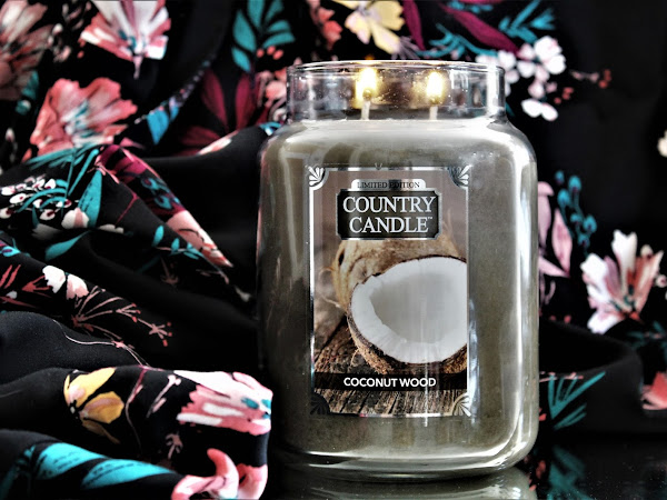 COUNTRY CANDLE | COCONUT WOOD - AVIS