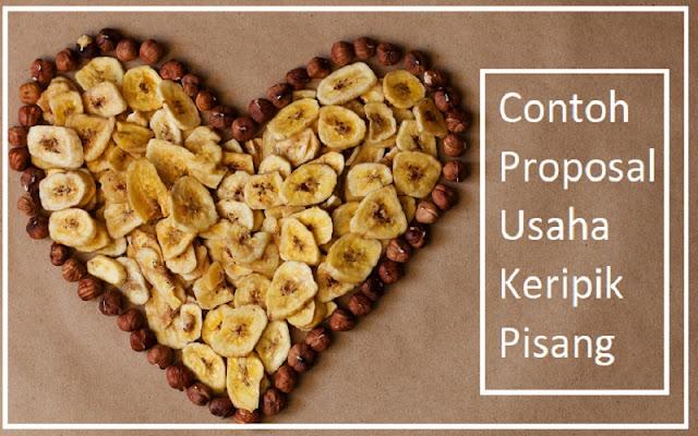 proposal usaha keripik pisang