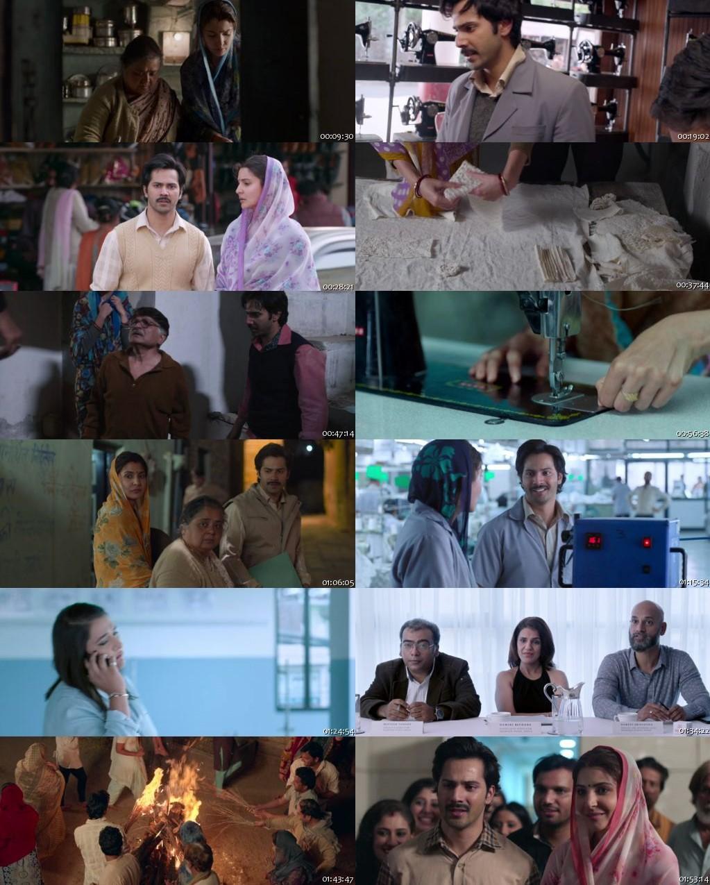 Sui Dhaaga: Made in India 2018 Full Hindi Movie Online Watch BRRip 720p