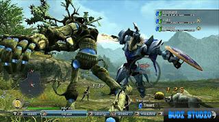White Knight Chronicles: Origins PPSSPP PSP 3