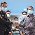 M. Fikri Akhyar Nahkodai HIPEMAGAS Periode 2021-2023