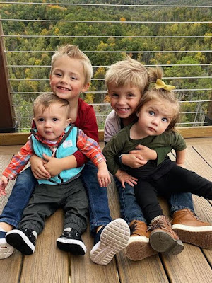 Bradley Bates, Carson Paine, Kade Smith, Everly Paine