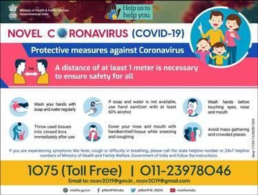 Coronavirus-COVID-19-In-India-Updates - Here is the 2020 Coronavirus (COVID-19) pandemic in India by state and union territory.