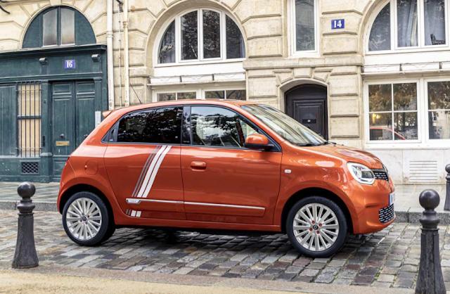 Renault Twingo electric price
