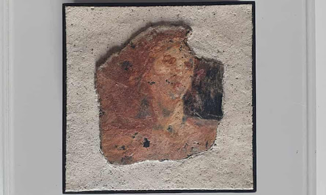 Stolen frescoes returned to the Pompeii Museum