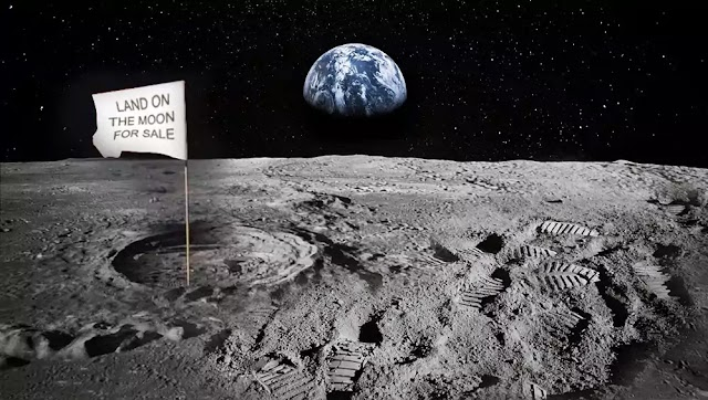 Know the Benefits before 'Buying Land on the Moon' Low cost than a place on Earth