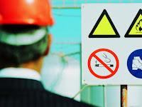 Tips Menghindari Celaka di Lingkungan Kerja