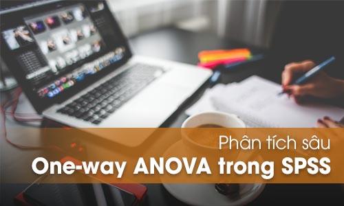 Phân tích sâu One-way ANOVA trong SPSS