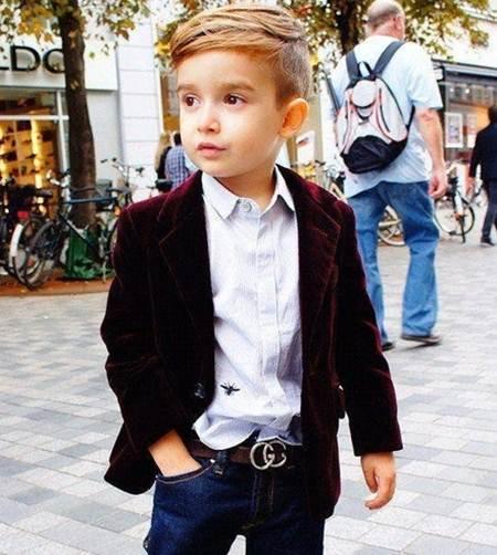 Children Undercut Hairstyles Hairstyles