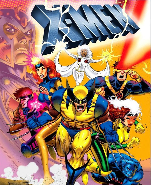 X-Men Serie animada años 90