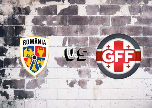 Rumanía vs Georgia  Resumen