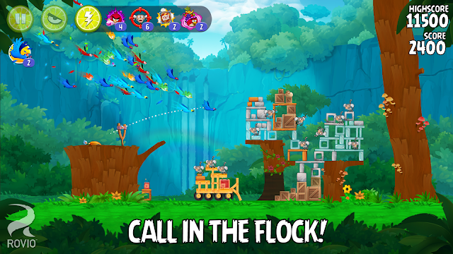Free Download Angry Birds Game for PC (Windows 7 8 XP)